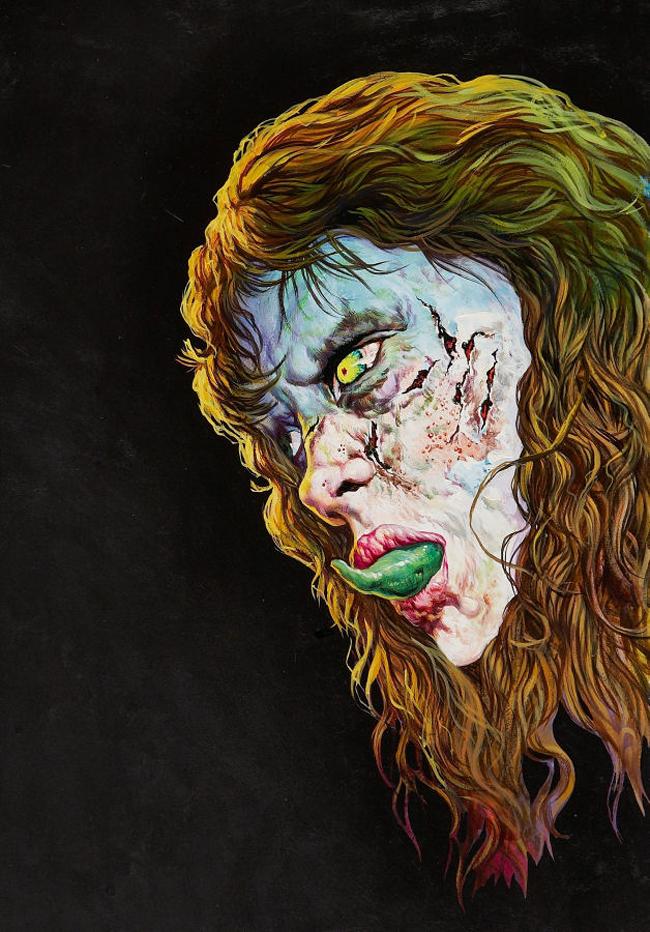 Exorcist - Basil Gogos