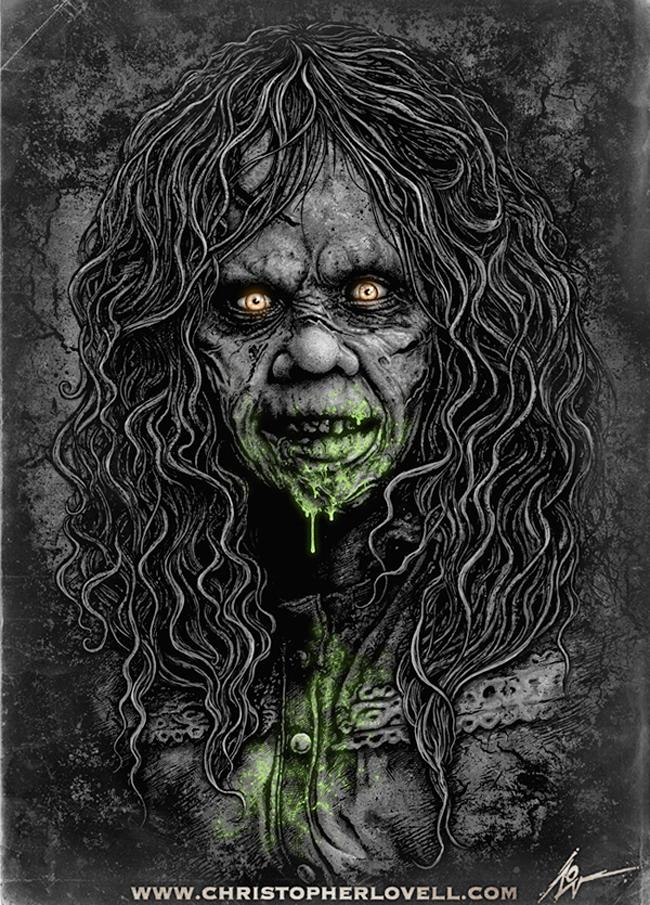 Exorcist - Christopher Lovell