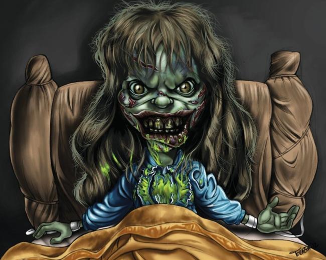Exorcist - Daniel Torazza