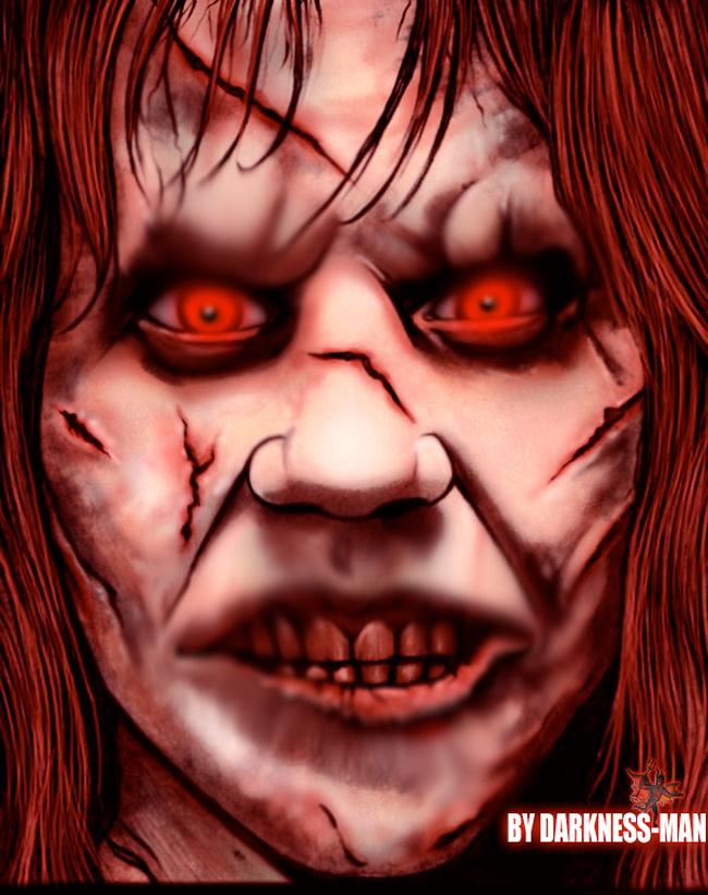 Exorcist - Darkness Man