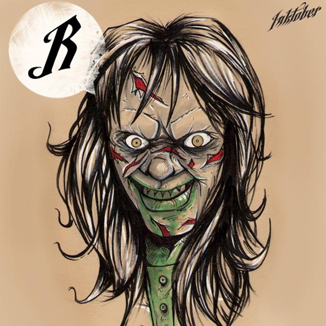 Exorcist - Ivan Rodriguez