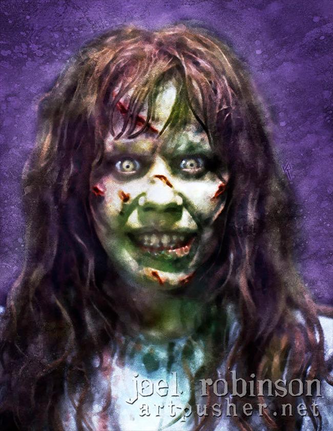 Exorcist - Joel Robinson