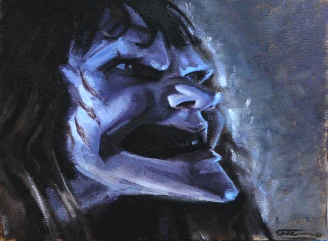 Exorcist - Paul O'Flanagan