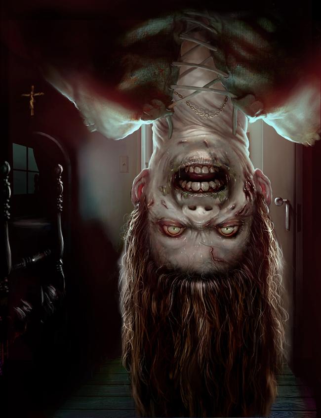 Exorcist - Rafael Sarmento