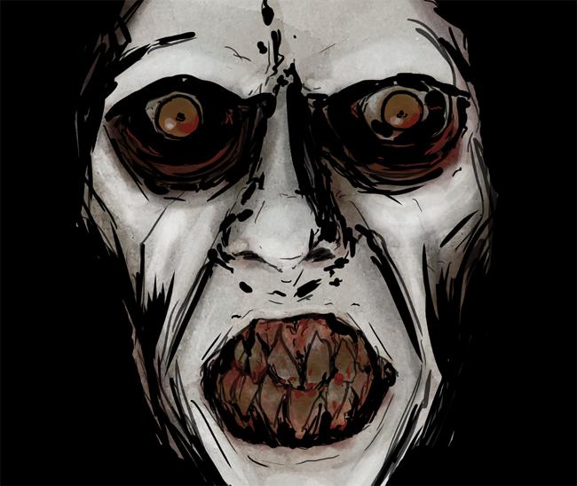 Exorcist - Tristan Jones