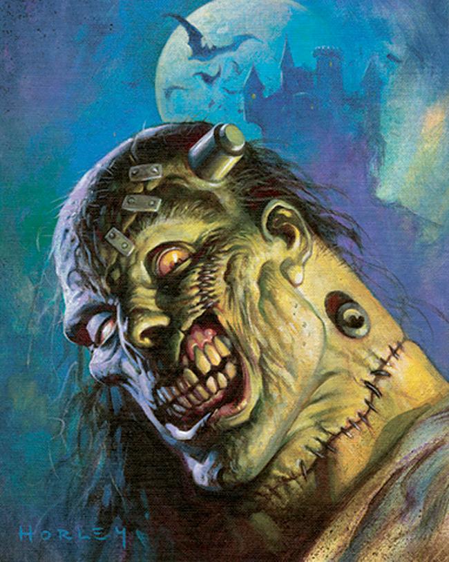 Frankenstein - Alex Horley