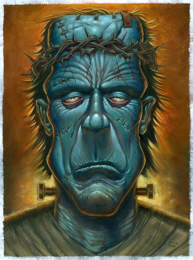 Frankenstein - Augie Pagan