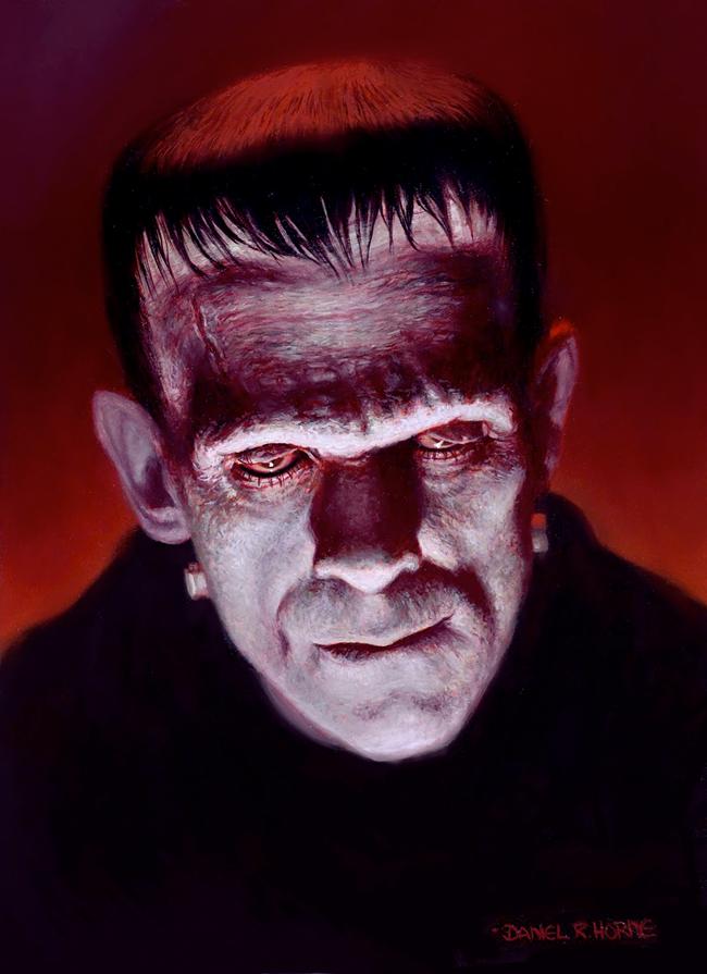 Frankenstein - Daniel Horne