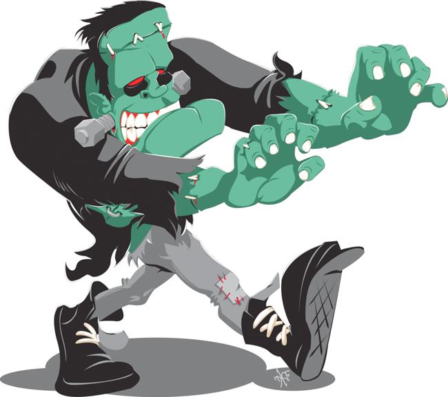 Frankenstein - Damn Fabris