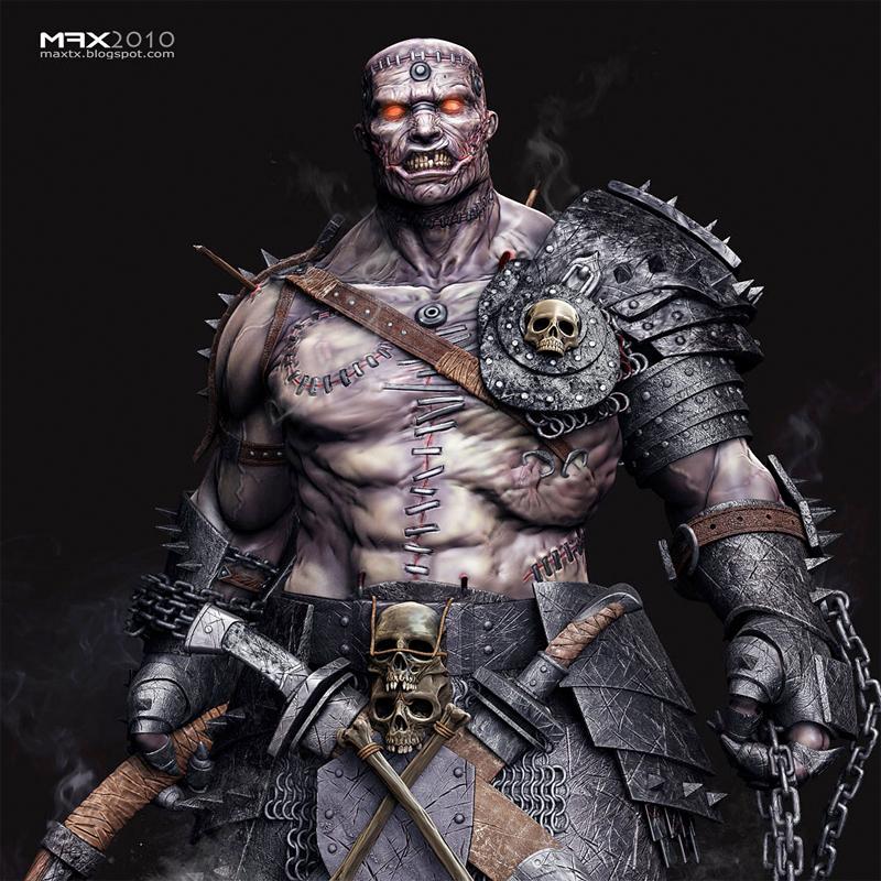 Frankenstein - Max AX