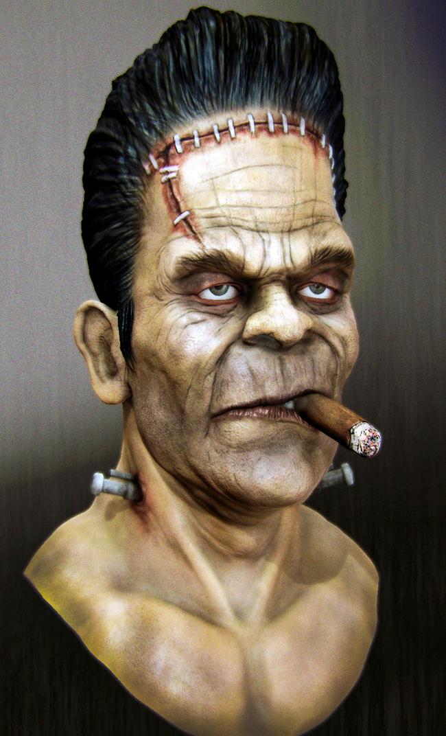 Frankenstein - Nolan Nelson