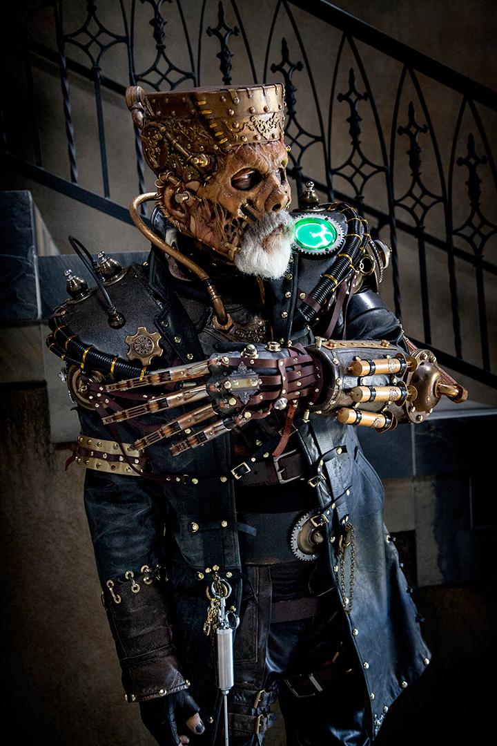 Frankenstein - Rick Baker