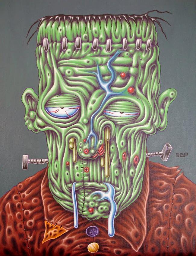 Frankenstein - Shawn G. Pacheco