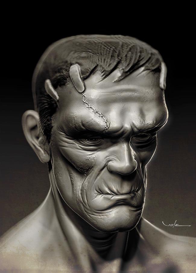 Frankenstein - Carlos Valenzuela