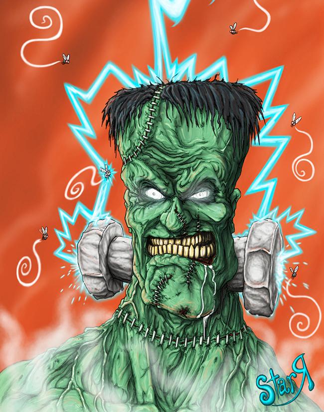 Frankenstein - Dick Starr