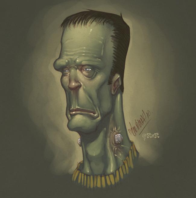 Frankenstein - Eve Orozco