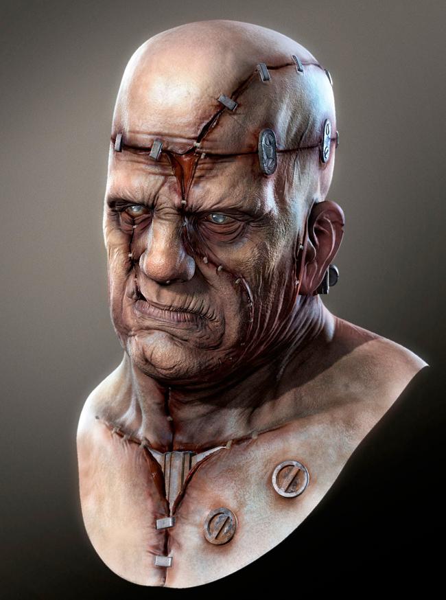 Frankenstein - Fabricio Moraes