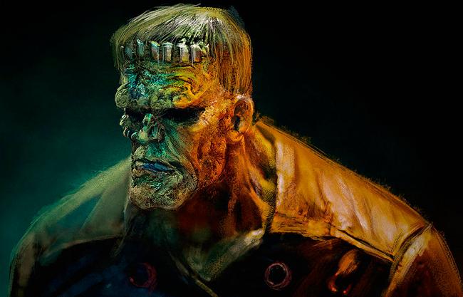 Frankenstein - John Aslarona