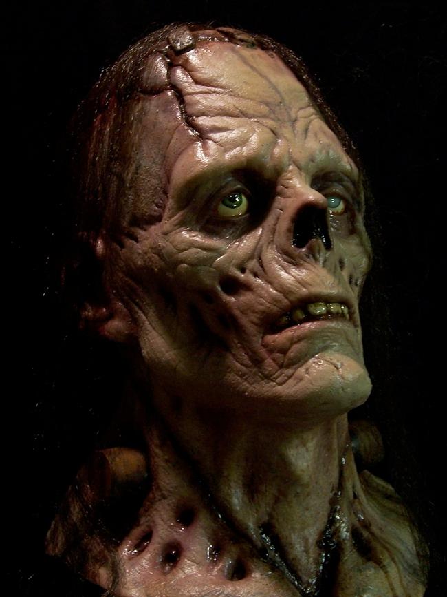 Frankenstein - Justin Mabry