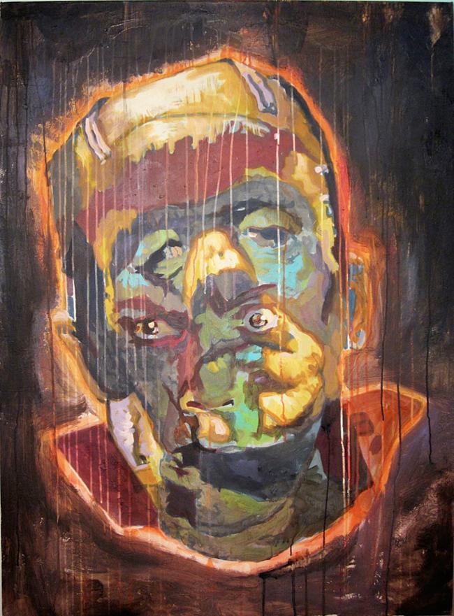 Frankenstein - Luis Diaz