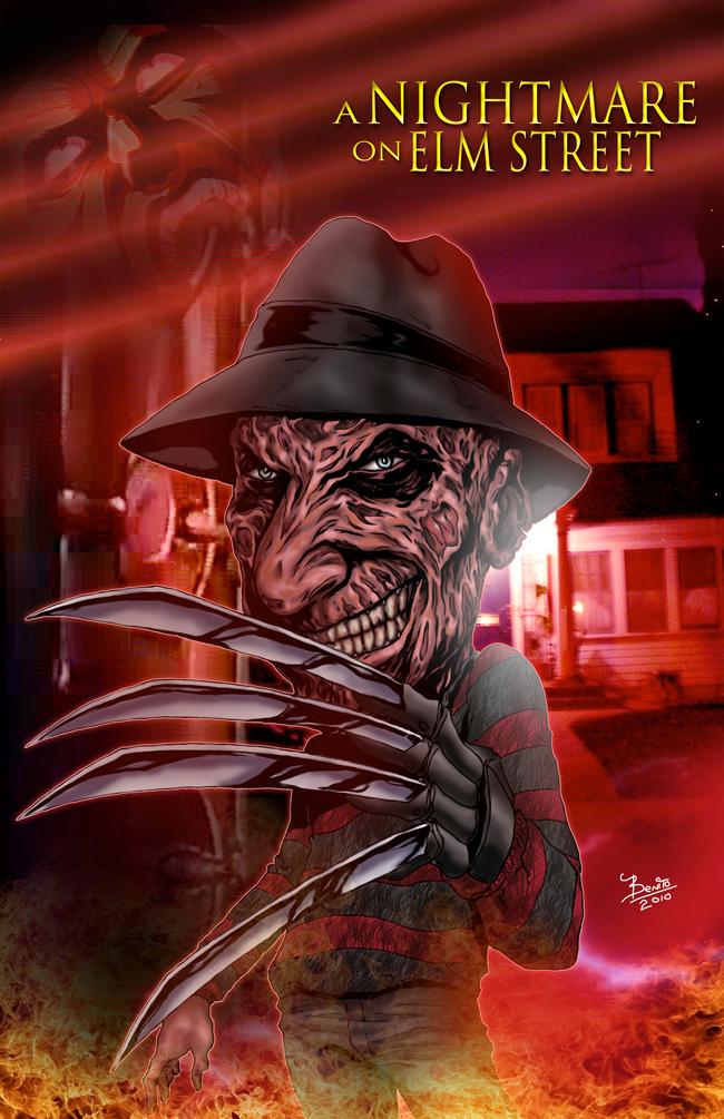 Freddy Krueger - Benito McCray