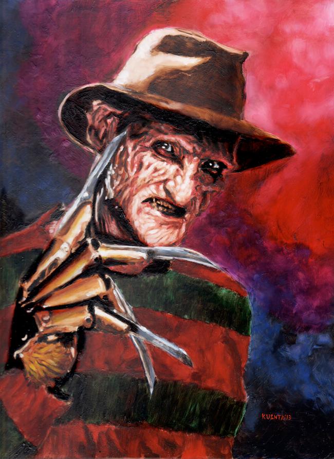 Freddy Krueger - Chris Kuchta