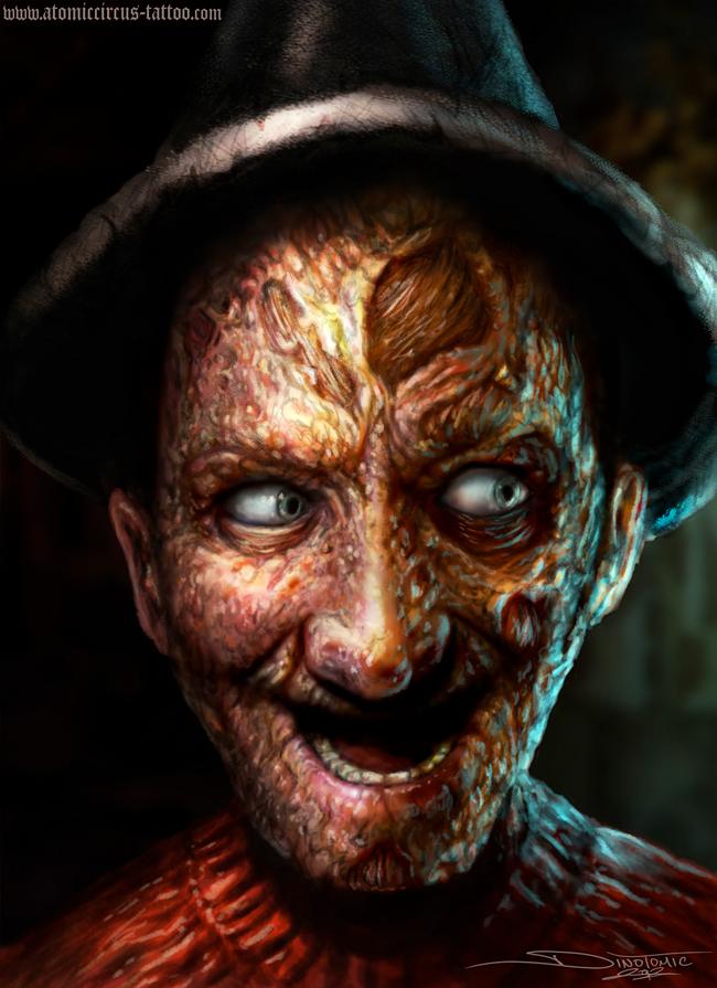 Freddy Krueger - Dino Tomic