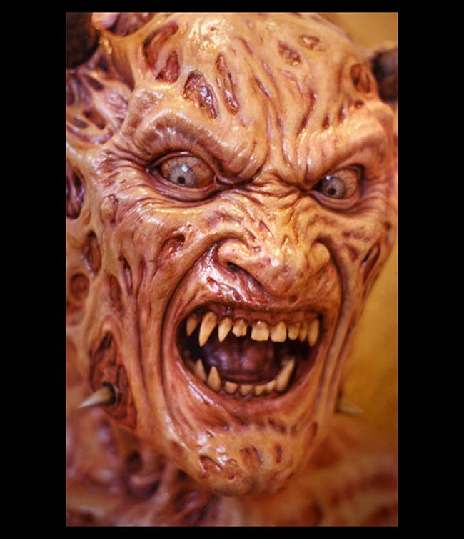 Freddy Krueger - Evan Campbell