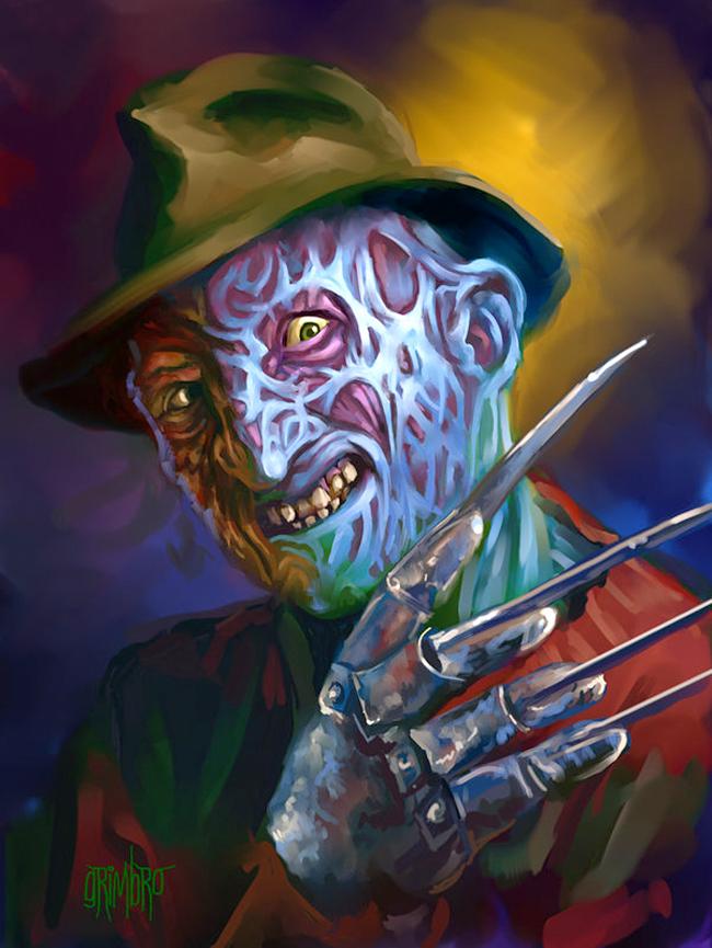Freddy Krueger - Grimbro