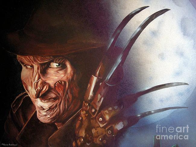 Freddy Krueger - Ilari Andreucci