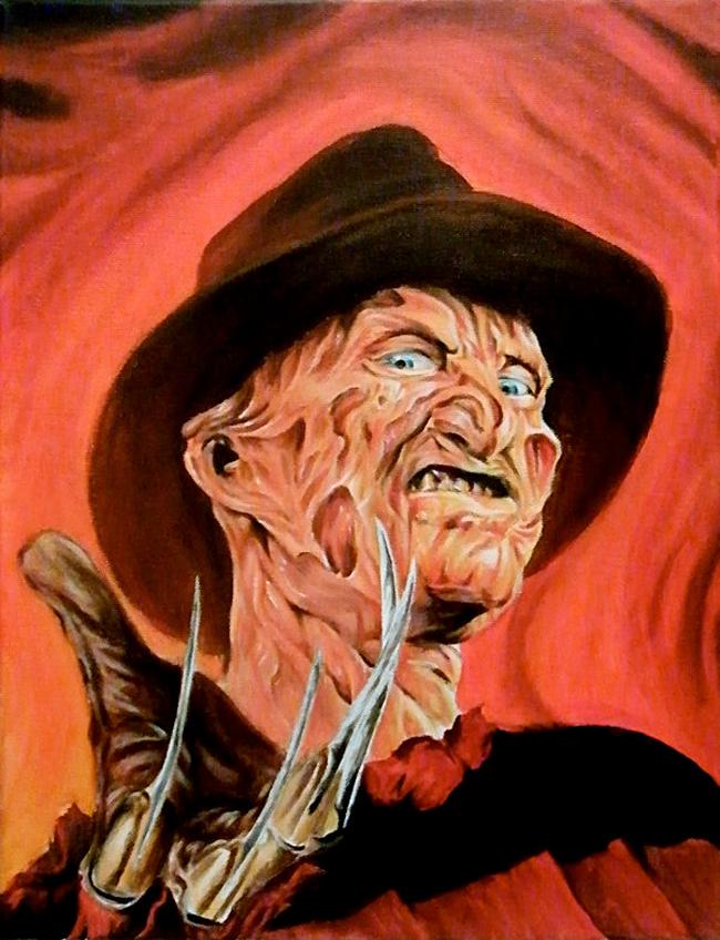 Freddy Krueger - Patient #4479