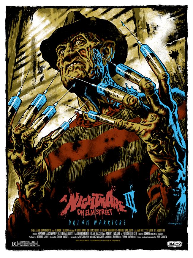 Freddy Krueger - Jason Edmiston