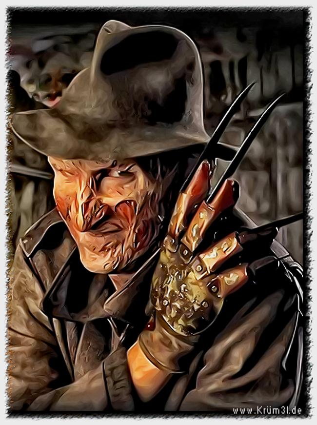 Freddy Krueger - Jens Warnke