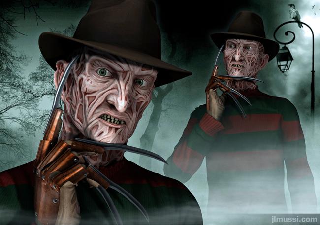 Freddy Krueger - JL Mussi