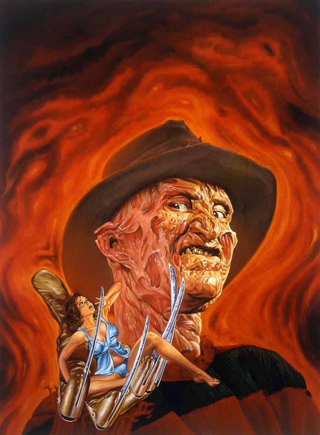 Freddy Krueger - Joe Jusko
