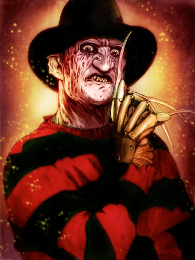 Freddy Krueger - John Branham