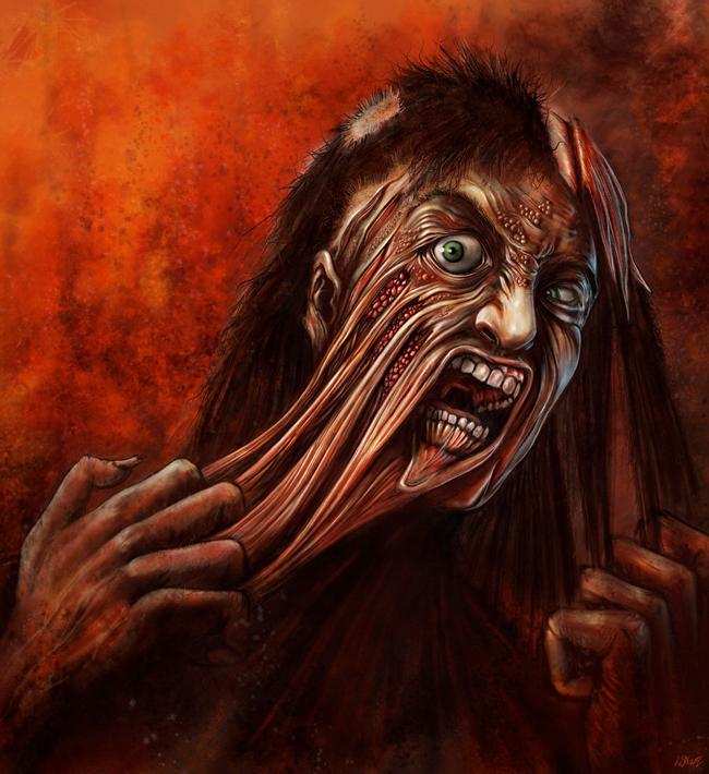 Freddy Krueger - Larry Wilson