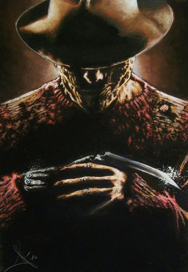 Freddy Krueger - Lorenzo Acquadro