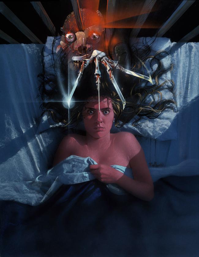 Freddy Krueger - Matthew Joseph Peak