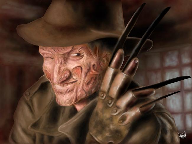 Freddy Krueger - Miguel Berilia