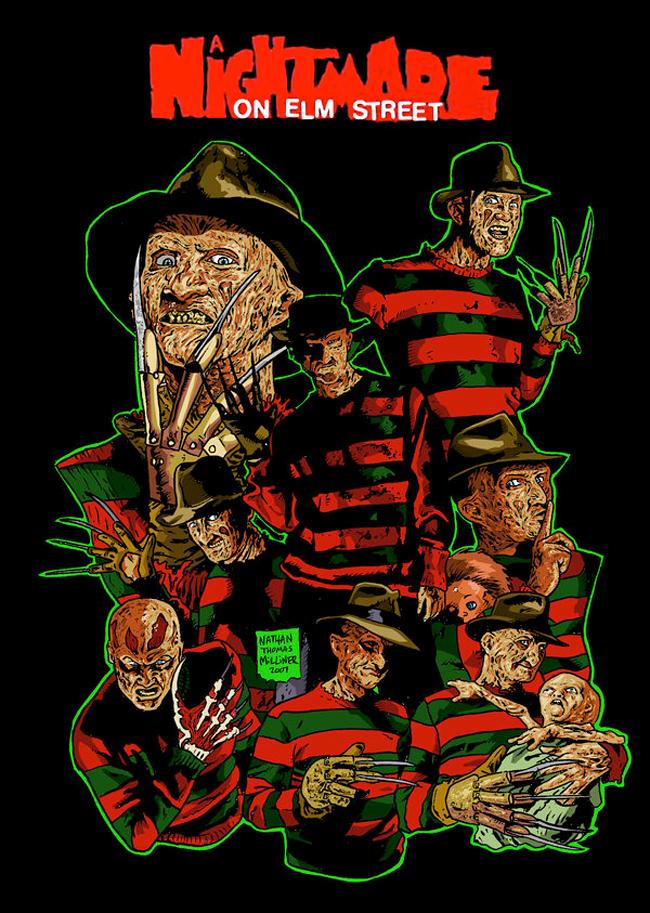 Freddy Krueger - Nathan Thomas Milliner