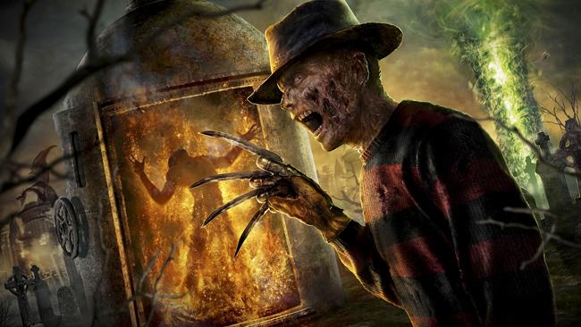 Freddy Krueger - NetherRealm Studios