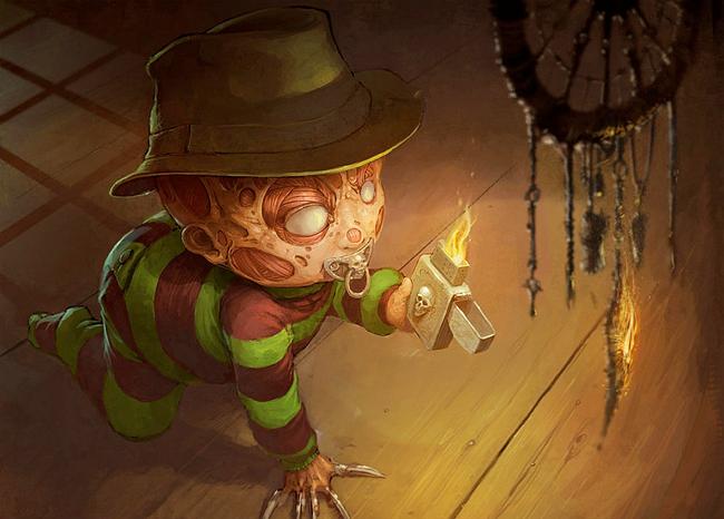 Freddy Krueger - Remko Troost