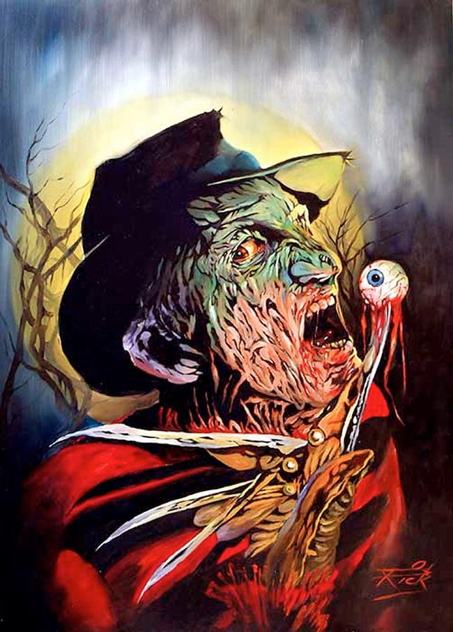 Freddy Krueger - Rick Melton