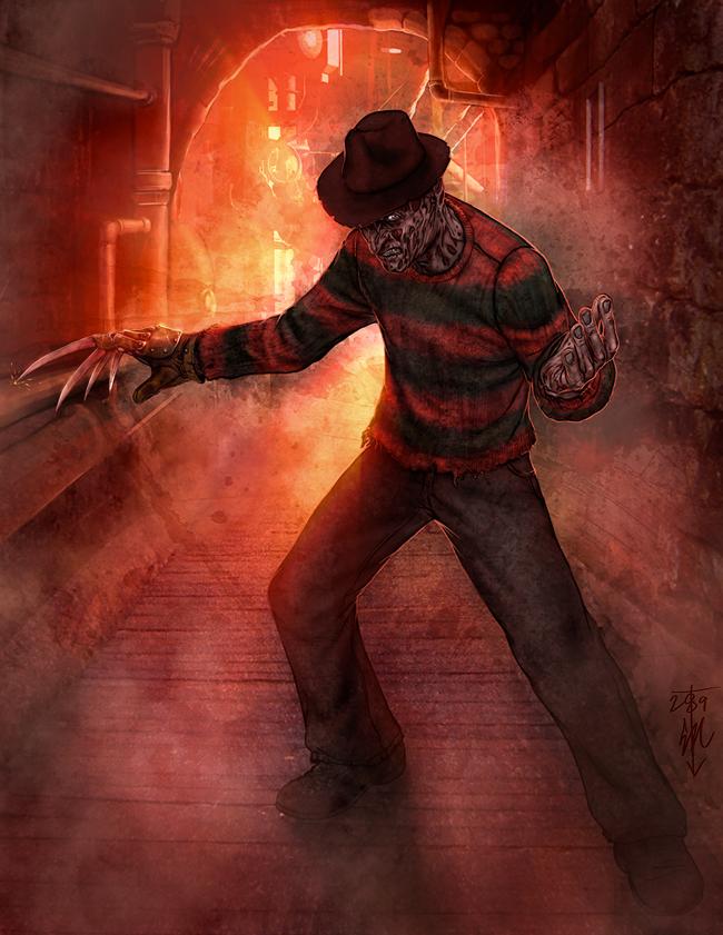 Freddy Krueger - The Dark Cloak