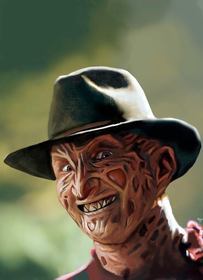 Freddy Krueger - Zach Jordan