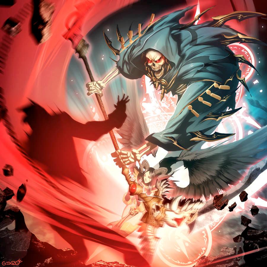 Genzoman - Hell Gate