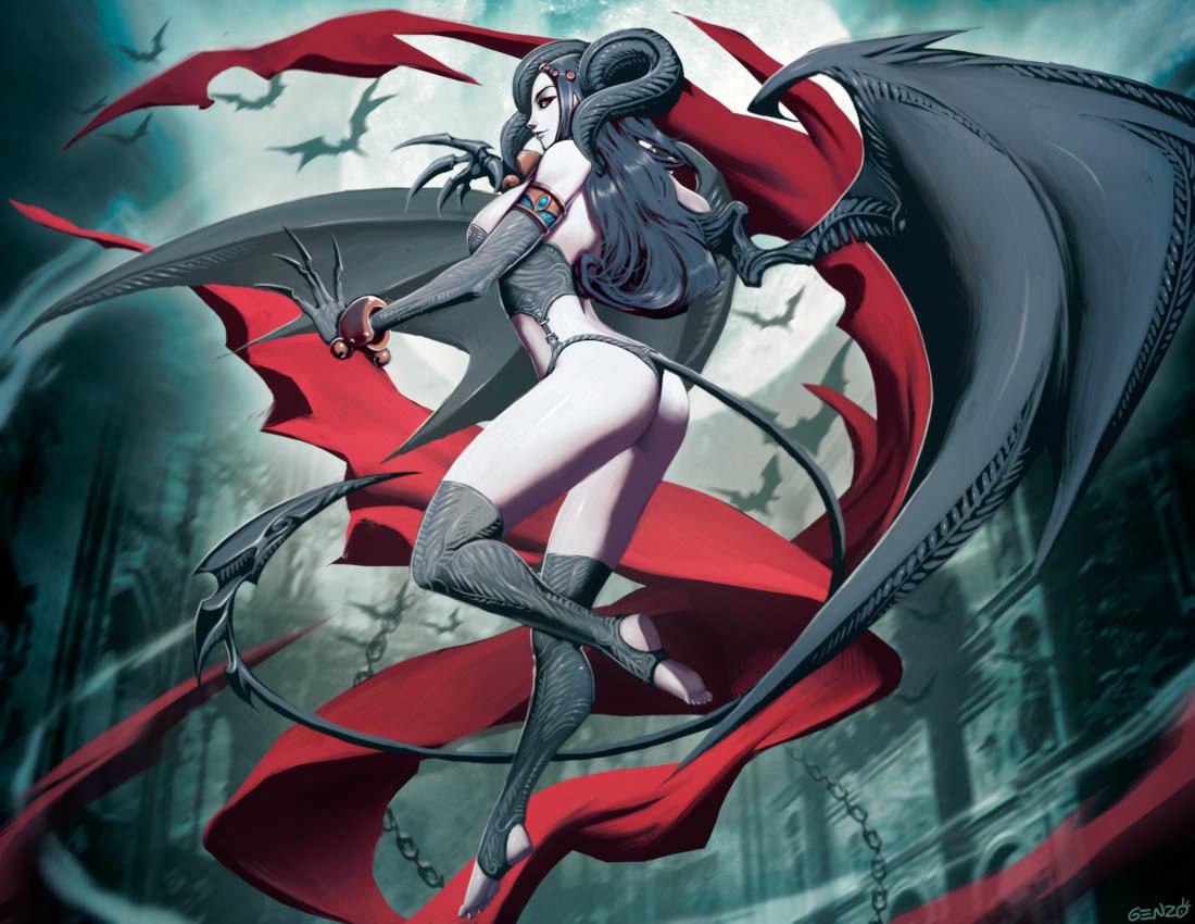 Genzoman - Lilith