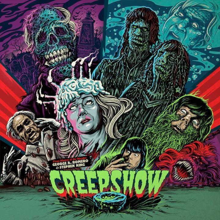 Ghoulish Gary Pullin - Creepshow