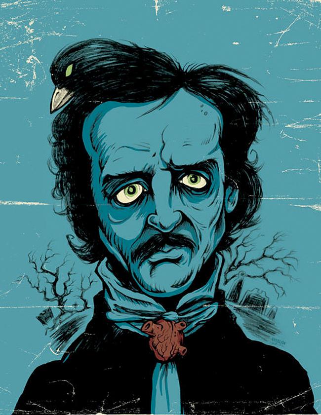 Ghoulish Gary Pullin - E. A. Poe